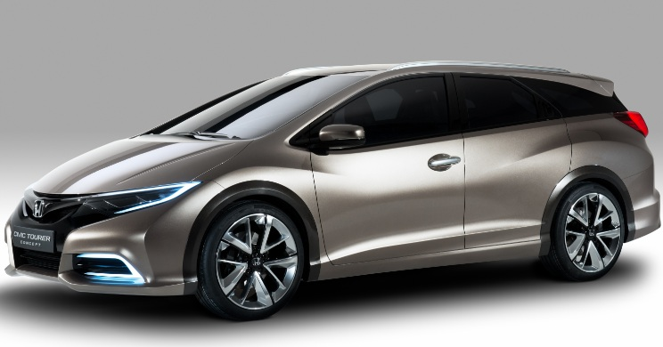 New Tourer And Type R Variants For British Built Honda Civic Range