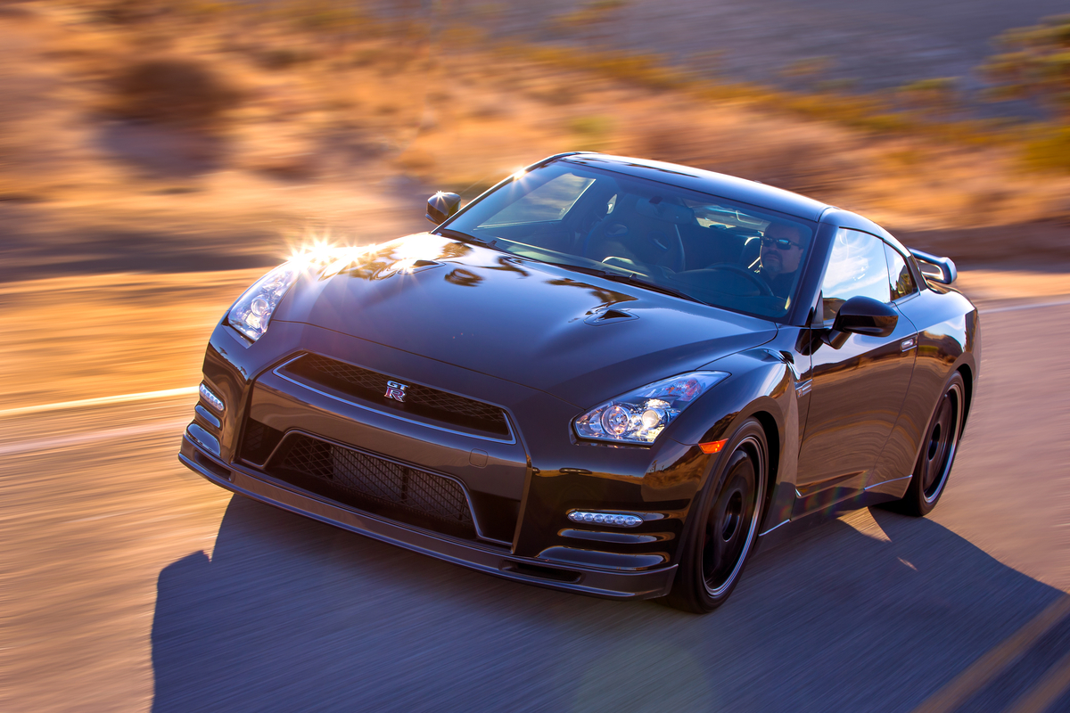 2013 Nissan Gt R Updated And Improved