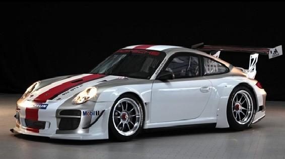 Porsche911 GT3 R – Re-designed for perfection