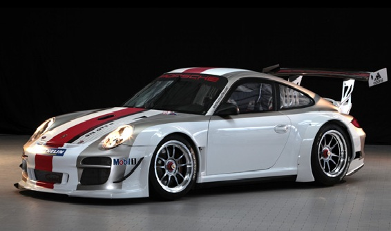 Porsche911 GT3 R – Re-designed for perfection