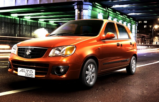 Maruti Alto- Offering comfort and safety All the Way