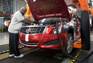 FirstCadillacATSVehicles