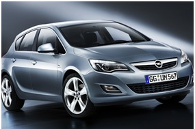 Battle of the Hatchbacks: Ford Focus vs. Opel Astra