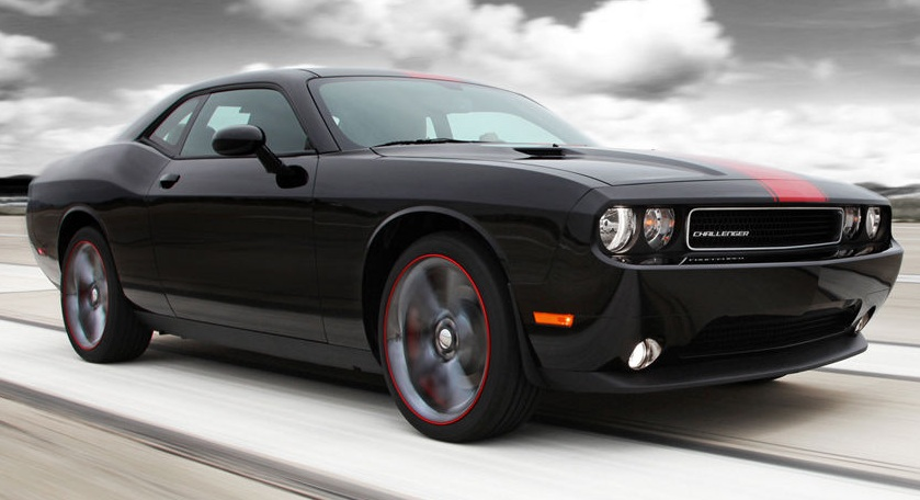 Enjoy a tinge of the seventies with the 2013 dodge challenger for Mercedes benz morristown service department