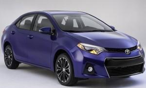 2014 Corolla Sedan