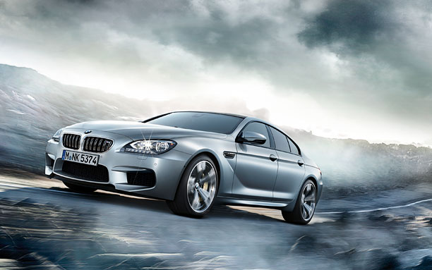 All New BMW M6 Gran Coupe-A Review