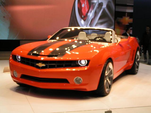 2007 Camaro