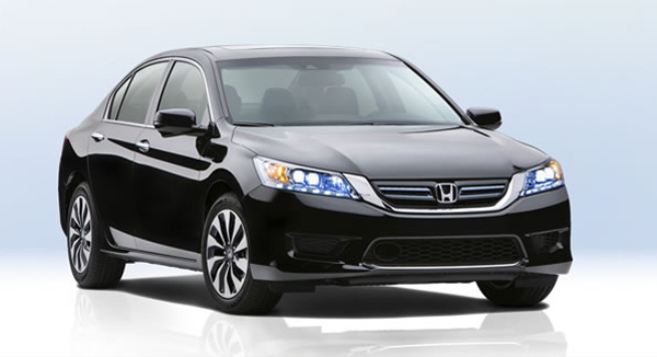2014 Honda Accord Hybrid will Hit the Market on Halloween