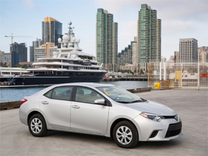 Latin America and the Caribbean to import U.S.-Built Corolla