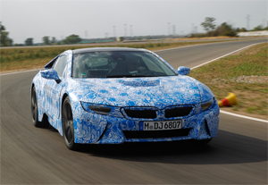 The BMW i8 – Review