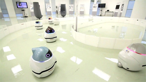 Zero Emission Robot