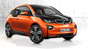 2014 BMW i3 – Review