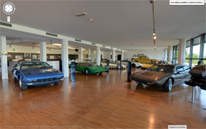 Lamborghini Museum on Google Maps