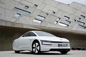 Welcome The Most Aerodynamic And Fuel-Efficient Car -Volkswagen Xl1