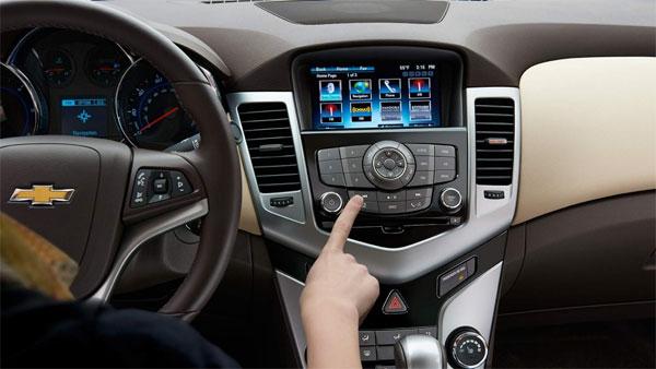 2014 Chevrolet Cruze Diesel Interior