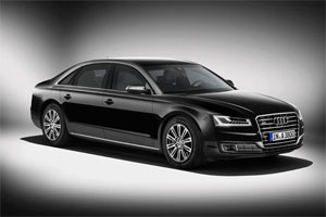 The Latest Audi A8 L Security – A Haven for Passengers