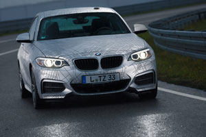 BMW attends the Consumer Electronic Show (CES) in Las Vegas