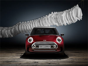 MINI Clubman Concept introduces a new level of elegance, functionality and sophistication