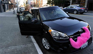 Lyft Hits the Road in New York City