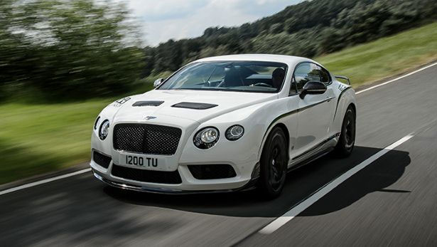 Bentley Continental GT3-R to Cost $337,000