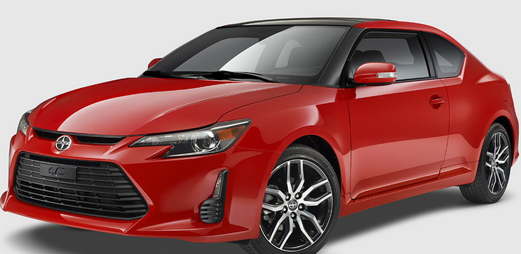 The scion tc is fun to drive for Mercedes benz morristown service department