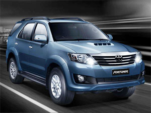 Toyota Fortuner to Get Smaller 2.5-litre Engine