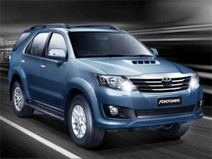 Toyota Fortuner to Get Smaller 2.5-litre Engine