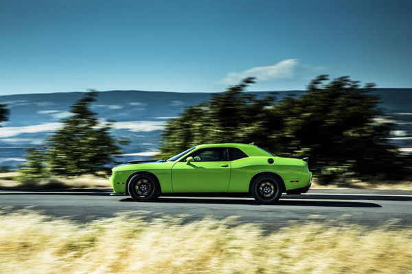 Dodge Challenger SRT Hellcat impresses with Fuel Economy Rating