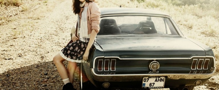 Women and Classic Cars: A Long Struggle
