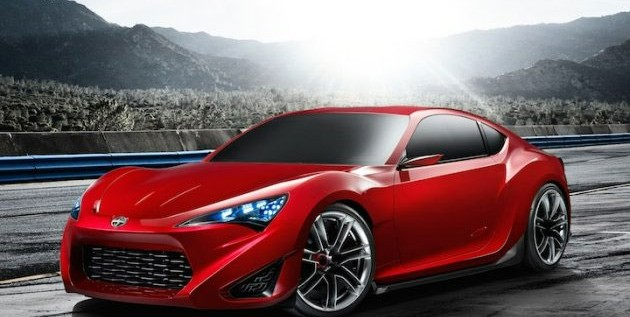 Scion Rules Out FR-S Turbo and Convertible Models in the Near Future