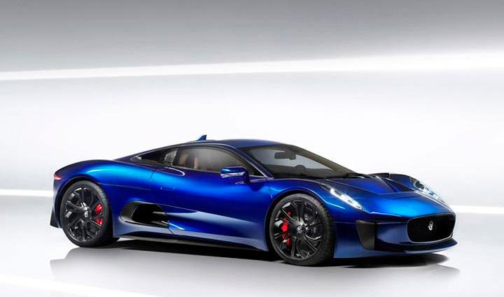 Jaguar's-C-X75