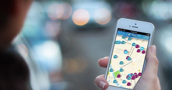 Selling your car in favour of an app?