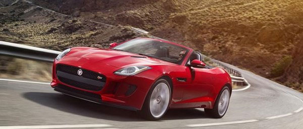 Jaguar Wins Two Awards in a Night at the 2014 Scottish Car of the Year Award