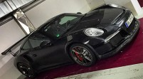 Teaser of the 2015 Porsche 911 GT3 RS Surfaced