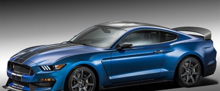 2016 Mustang Shelby GT350R Beats Camaro Z/28 Record at Nurburgring