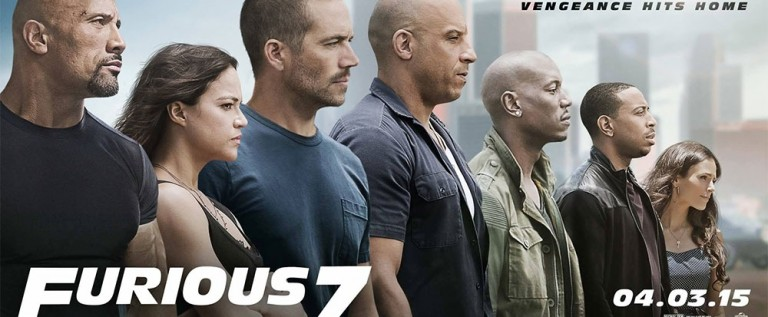 Furious 7 Producers Unveil Two 7-Seconds Teaser Trailers