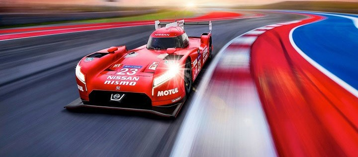 Nissan Surprises All with New GT-R LM NISMO FWD Le Mans Vehicle