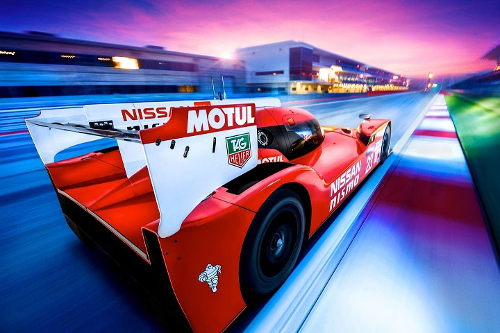 New Nissan GT-R LM NISMO
