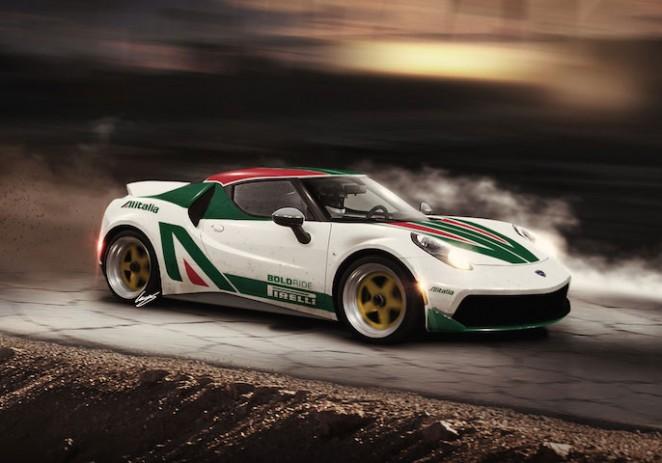 Lancia Startos Concept Car May Revive The Brand