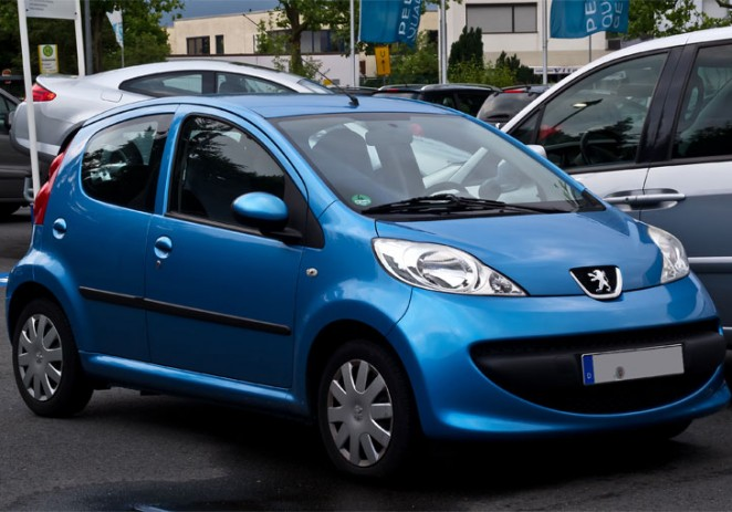 A Better Look At The Peugeot 107: The Perfect Car For First-Time Drivers