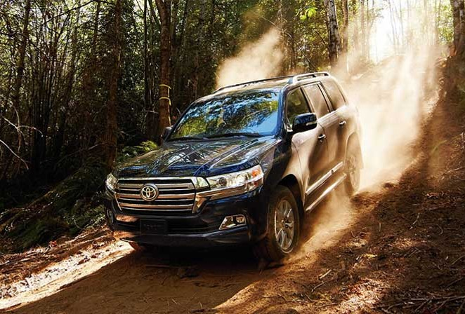 2016 Toyota Land Cruiser – A Review