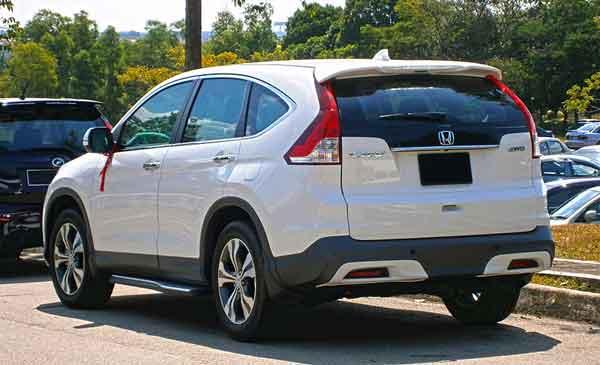 2014 Honda CR-V 2.4L i-VTEC