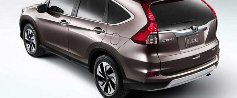 10 Reasons Why The Honda CR-V Is A Worthy SUV