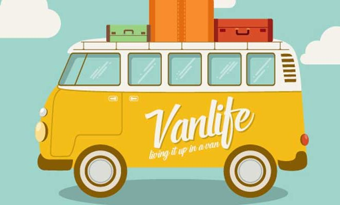 Save your Rent, Start Living in a Van (Infographic)
