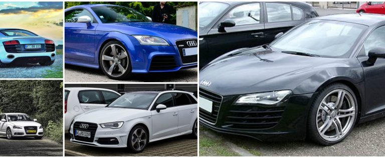 Past, Present and Future: The Best of the Audi Range