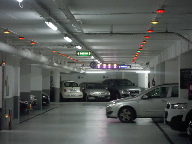 Tips to run car park efficiently for Mercedes benz morristown service department