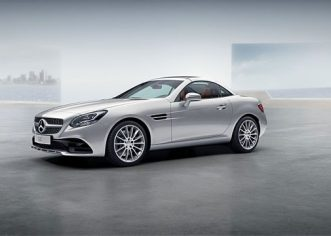 Mercedes SLC: A Sports Car You Can Finally Afford!