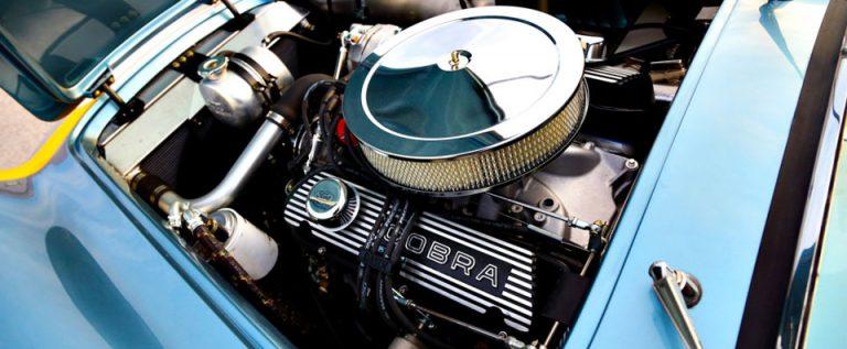 The First Aluminum Block V8
