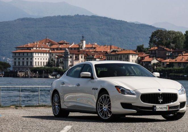 2018 Maserati Quattroporte GTS Launched in India