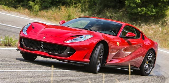 The BEST Ferrari Ever Built: Ferrari 812 Superfast